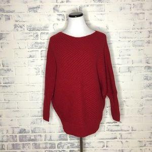 Jennifer Lopez Dolman Sweater, size Large